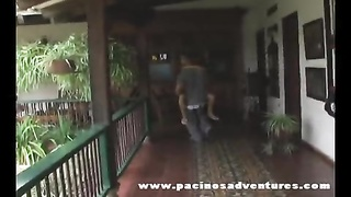 Colombian dame Sara - truly warm action Thumb
