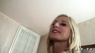 crazy French milf sextape Thumb