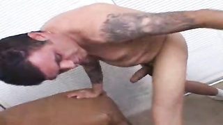youthful Cherry eats his pecker and asscrack Thumb