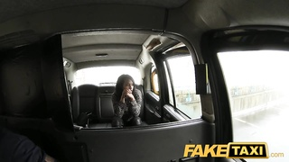 FakeTaxi Local lady pulverizes for a free scoot Thumb
