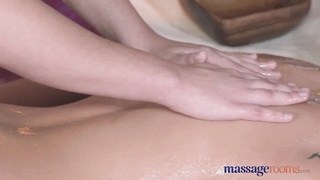massage Rooms tight young lesbians ravage Thumb