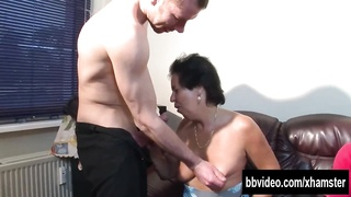 primitive german tart  pounded in threesome Thumb