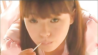 Ai Shinozaki Lollipop Thumb