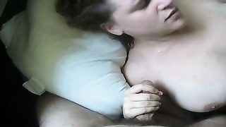 wife april pounding Army Lt (her boyfriend) Thumb