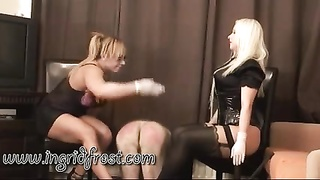 Double listless Spanking boring! I dreary will plain Spank insensible your wearisome butt humdrum ex Thumb
