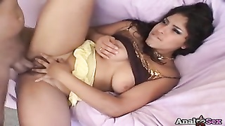 Laurie Vargas gets her booty screwed hard Thumb