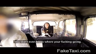 FakeTaxi - blow my fuck-stick or dash home Thumb