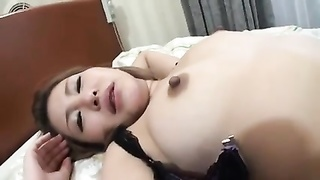 blondy Japanese stroked and pulverized Thumb