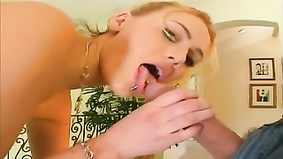 blonde tart  ideally  ravaged by 2 big cocks Thumb