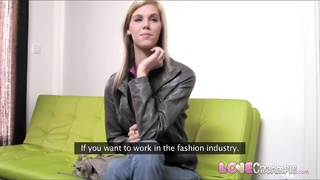 esteem Creampie young lovely skinny blonde inexperienced Thumb