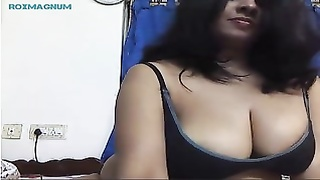 Poornam aunty indian webcam taunting  share 4 Thumb
