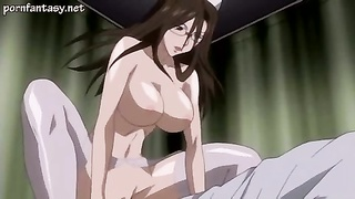 Anime milf in stockings screwed Thumb