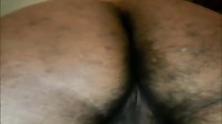 Indian fur covered  butt 2 Thumb