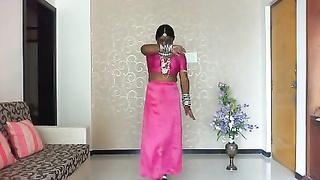 Indian crossdresser Thumb