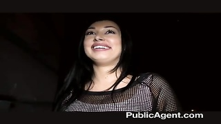 PublicAgent - large breasts and butt penetrated on toilet Thumb