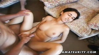 A poor amateur girlfriend homemade xxx  action with suck off and plumb with numerous hard-ons unimag Thumb