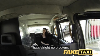 FakeTaxi - Gothic looking female takes it hard Thumb