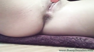 Brunette lady truly cum wet. Thumb