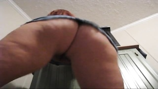 honey  with big donk enjoys to taunt  us Thumb