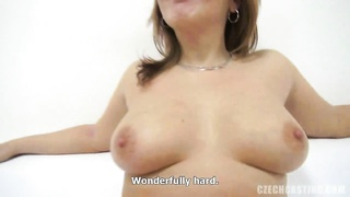 The largest casting on Earth! The most beautiful Czech girls - willing to do just about anything for Thumb