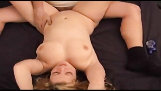 stout inexperienced plowed in her shaven twat Thumb