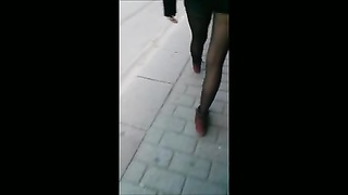 Turkish ladies with gorgeous stockings compilation Thumb