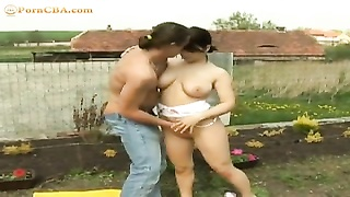 Anya's outdoor sex course Thumb