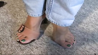 conventional Feet In Mules 3 Thumb