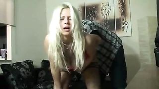 rough and deep going knuckle deep  of inexperienced pussy Thumb