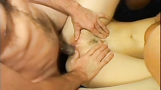 British bitch insane  Kerry in a group sex gig Thumb