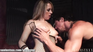 SunLustXXX Trapped in a dungeon space  I get pounded hard! Thumb