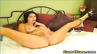 Dont overlook the lovely huge-chested honey  RavenFoxxx in her xxx  webcam repeat! observe her omit Thumb