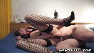 A naughty frail amateur housewife homemade hardcore action with doggystyle fuckin' monotonous! Thumb