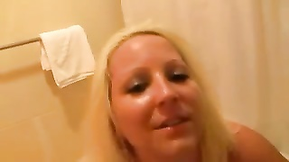 babe Head #53 (German blondie in the Bathroom) Thumb