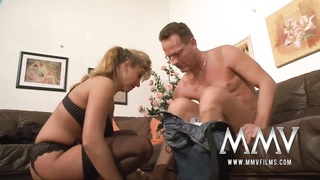 MMV Films pummeling her honeypot  as a pay off Thumb