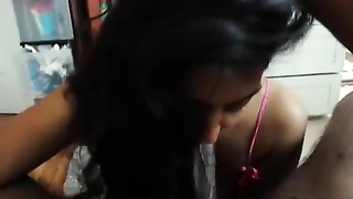 Indian babe cum in mouth Thumb