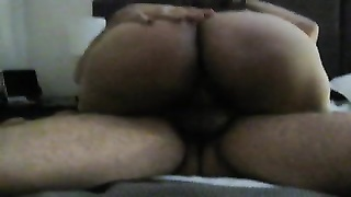 My splendid desi wife railing  a fat 9 incher. Thumb