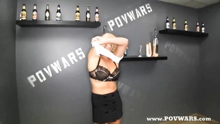 POV Wars veteran honey  gets poked  by 5 men in a row guy-2 Thumb