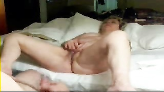 old pervert wife wanking in front of me. inexperienced older Thumb