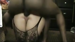 suitable doll  takes a big pecker up her bootie Thumb