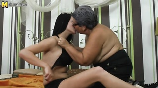 old and youthful lesbians licking donk and licking fuckbox Thumb