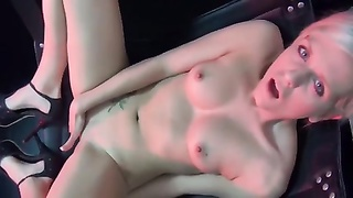 Beautiful Anal Creampie Thumb