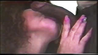 Blindfolded wife swallows black cum #4 Thumb