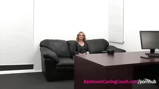 Anal Loving Teacher on Casting Couch Thumb