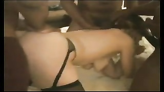 Guys in hotel creampie this white wife Thumb