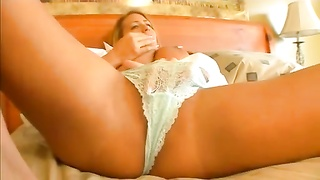Black cock fucks housewife pussy and ass Thumb