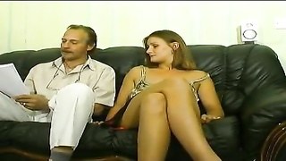 Young chick doing hardcore and having anal sex Thumb