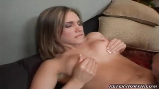 He tongues her pussy and fucks her deeply Thumb