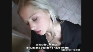 Channel Rossmar Eva The Euroskank Fucked In Public Toilet Thumb