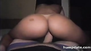 Big ass girlfriend enjoys some anal sex Thumb